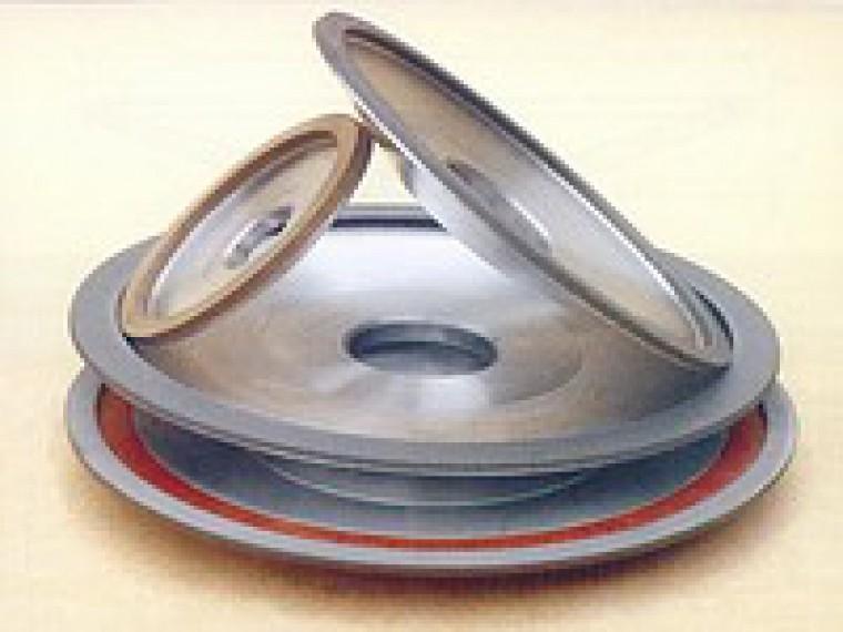 Diamantový kotouč 12A2-20° Ø 100 12 6 2 20 (talířový kotouč) Techno-Diamant